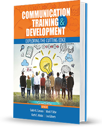 Communication Training & Development Book Cover